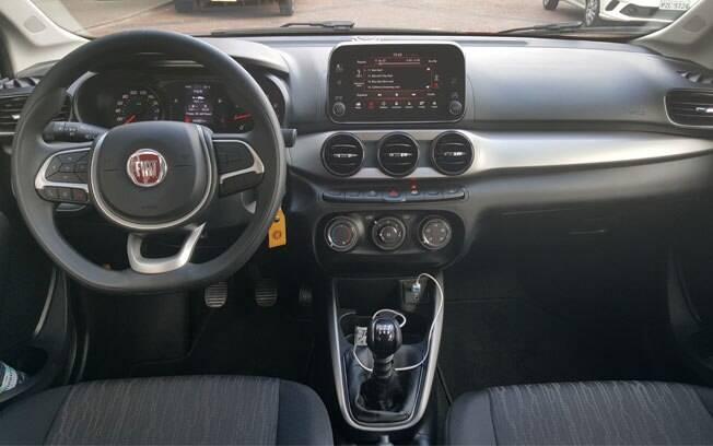 Fiat Argo 1.3 Drive: boa variedade de materiais e qualidade acima da média marcam a versão mais interessante do hatch