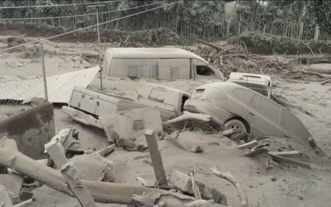 Explosões fizeram com que mais de 3 mil pessoas fossem evacuadas na Guatemala