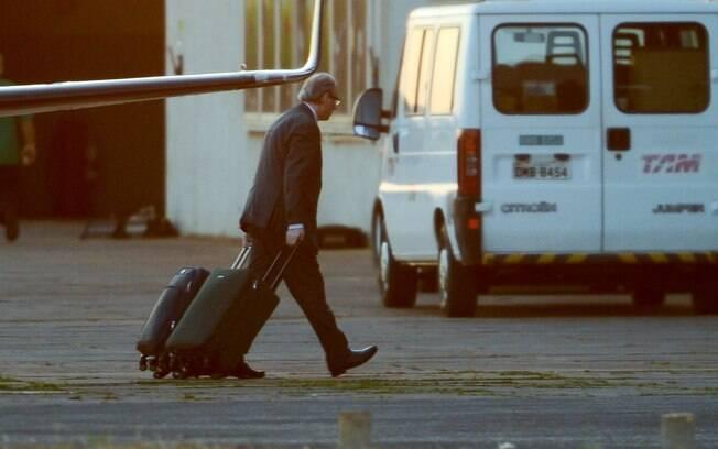 Ex-presidente da Câmara dos Deputados, Eduardo Cunha está preso desde setembro de 2016