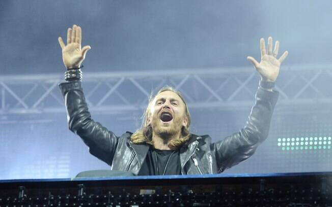 Show de David Guetta no Rock in Rio 2013