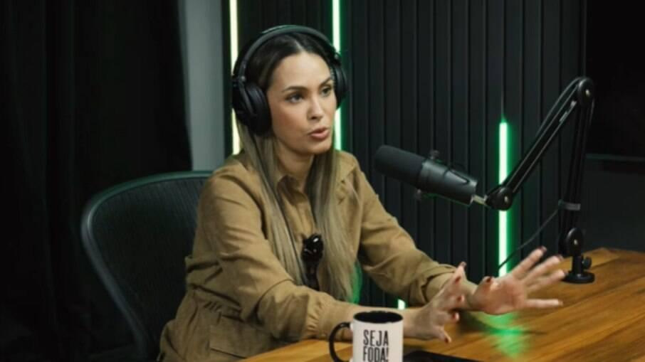 Sarah Andrade não gosta de ser influencer