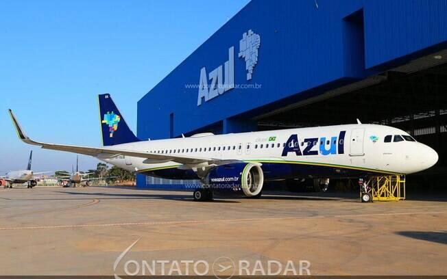 Azul vai operar voo entre Porto Velho e Recife