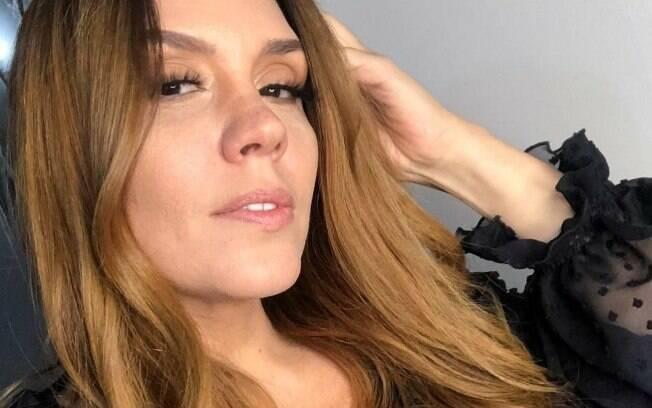 Simony assume namoro com sertanejo Felipe Rodriguez