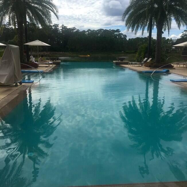 piscina do four seasons