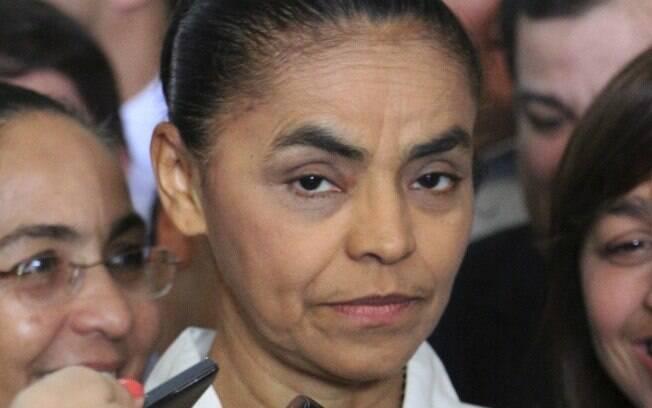 Para ex-presidenciável Marina Silva, existem indícios que favorecem o impeachment