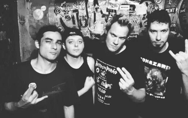 Mutante Live traz show de banda punk neste domingo