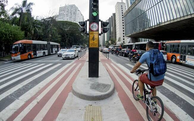 Secretaria Municipal de Mobilidade e Transportes implanta programa Sexta Sem Carro no centro de São Paulo