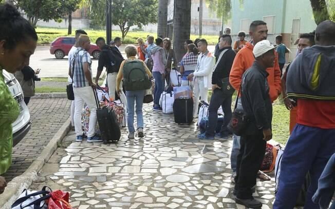 Autoridades brasileiras estimam que mais de 260 mil venezuelanos vivem no Brasil atualmente