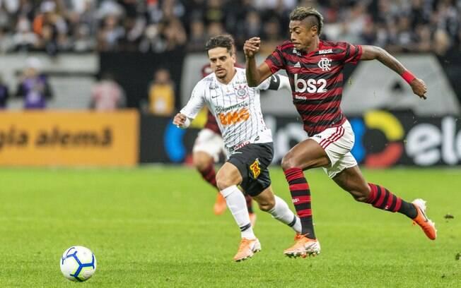 Corinthians e Flamengo