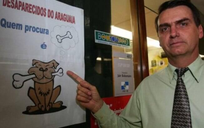 Quando era parlamentar, Bolsonaro criticava análise de ossadas para identificação de desaparecidos