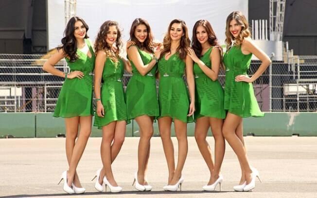 Grid girls voltarão à Fórmula 1 para o GP de Monaco