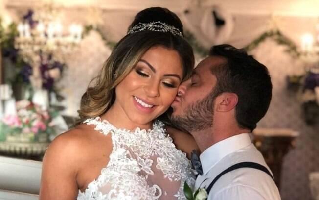 Thammy Miranda e a esposa Andressa Ferreira pretendem ter filhos gêmeos