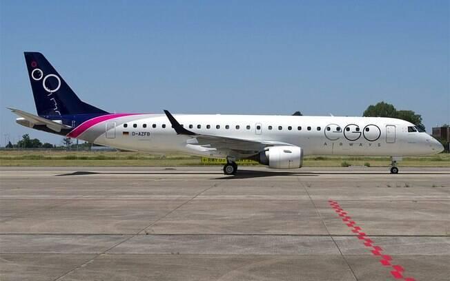 EGO Airways pretende iniciar operações em dezembro