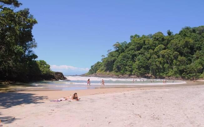 Itacaré tem paisagem paradisíacas que colaboram com o clima de paquera