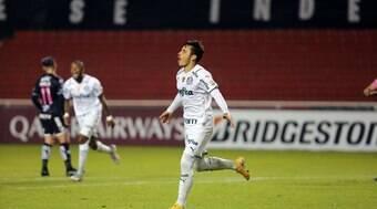 Palmeiras bate Del Valle, segue 100% e garante vaga nas oitavas