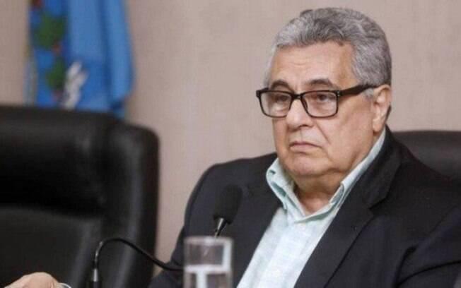 Rubens Lopes%2C presidente da Ferj