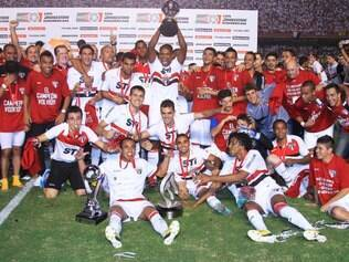 São Paulo levou a Copa Sul-Americana na última temporada