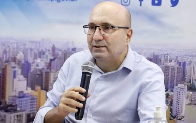 AO VIVO: Dário anuncia ampliação de leitos e mais medidas para Campinas