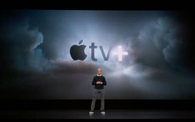 Apple anuncia serviço de streaming de vídeos Apple TV + e, em breve, deve competir com a Netflix em produções originais