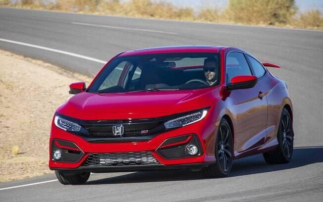 Com a baixa na categoria dos esportivos, o Honda Civic Si 2020 é o único cupê abaixo de R$ 200 mil