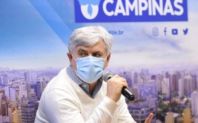 Covid: Saúde acredita que velocidade da vacinação em Campinas pode afastar 3ª onda