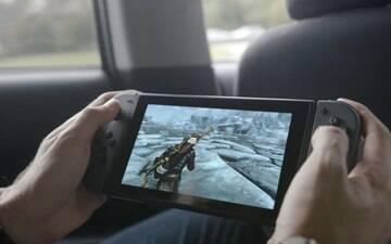 Nintendo Switch deve ganhar versão menor, apontam analistas