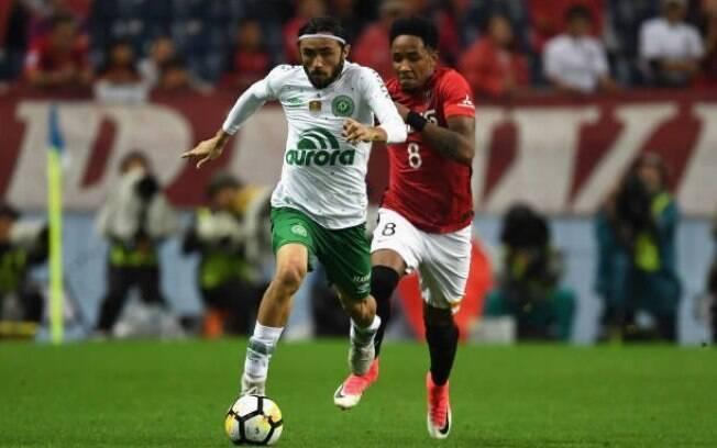 Chapecoense enfrentou o Urawa Red Diamonds no Japão, pela Copa Suruga, e perdeu por 1 a 0