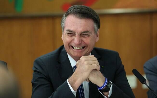 Bolsonaro chama o Bolsa Família de