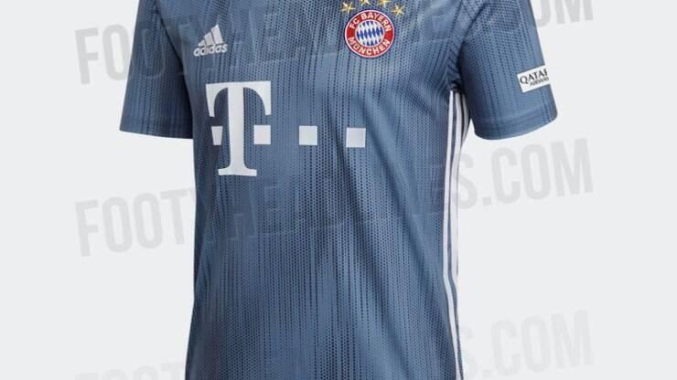 92a70396881cf Bayern usará uniforme feito de plástico retirado dos oceanos -  Internacional - iG