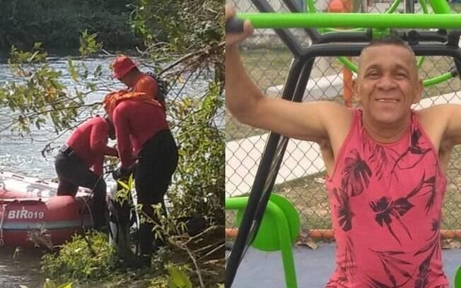 Sebastião Nunes, de 57 anos