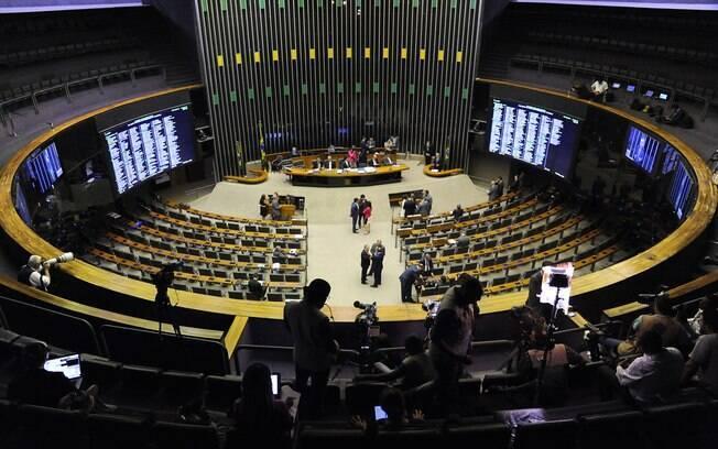 Plenário da Câmara dos Deputados só deve votar projeto sobre fim do foro privilegiado no ano que vem
