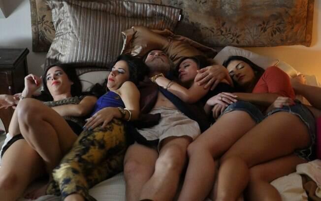 Cena de Antes que eu me Esqueça, que estreia nesta quinta-feira (24) nos cinemas brasileiros