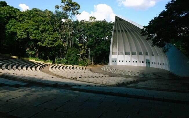 Concha Acústica do Taquaral ganha nome de Benito Juarez