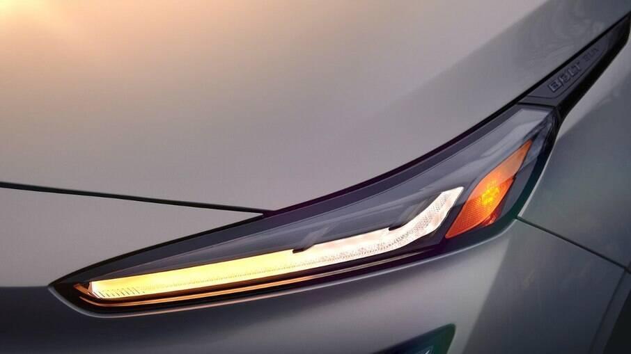 Chevrolet Bolt EUV: trata-se do SUV elétrico da GM que tem boas chances de chegar a ser vendido no Brasil em breve