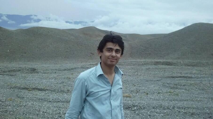 Afegão mora no Brasil há 6 anos