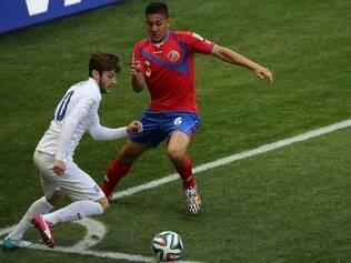 Inglaterra e Costa Rica se enfrentam no Mineirão