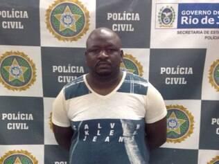 O ex-presidente da Raça Rubro Negra foi localizado pelos policiais, na noite desta segunda, dentro de um carro, na Baixada Fluminense