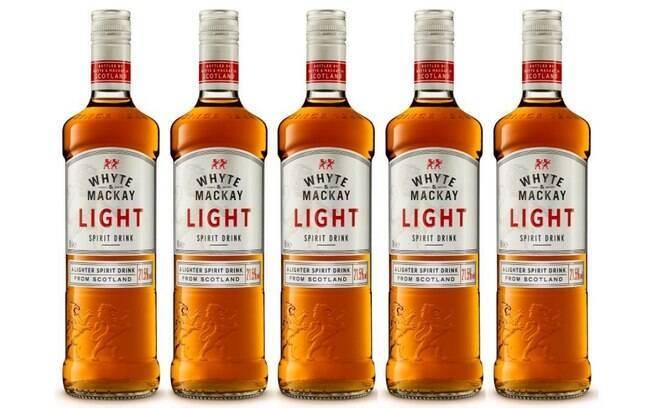 """Light """"scotch"""" da Whyte & Mackay"""