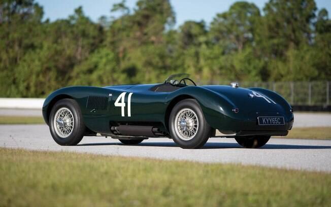 Foto: Jaguar C Type