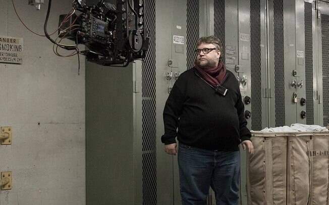 Guillermo del Toro ganhou mais um prêmio como Melhor Diretor e agora é o favorito para levar o Oscar em Março