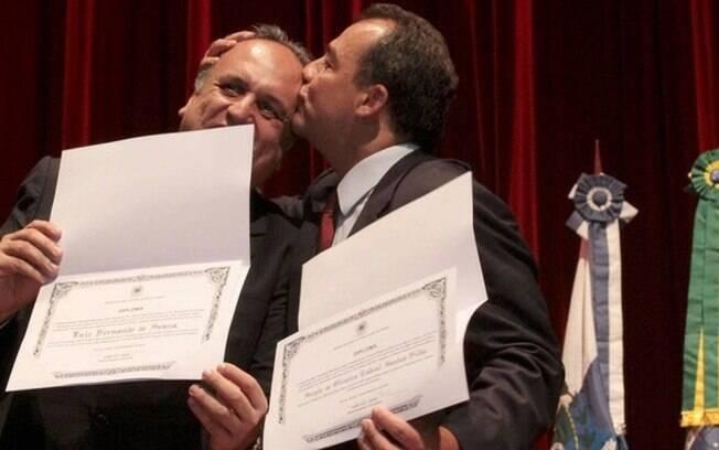 Luiz Fernando Pezão e Sérgio Cabral são alvos de nova ação do MP-RJ