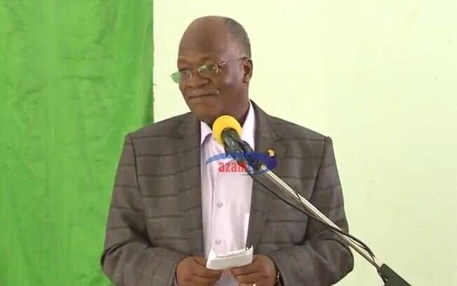 Agências internacionais criticam falta de transparência do presidente John Magufuli sobre os dados da Covid-19 no país