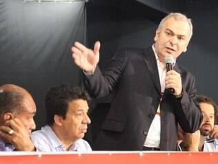 Resultado. Na convenção, no último sábado, ficou decidido que uma comissão vai definir a posição que o PSB de Minas vai adotar