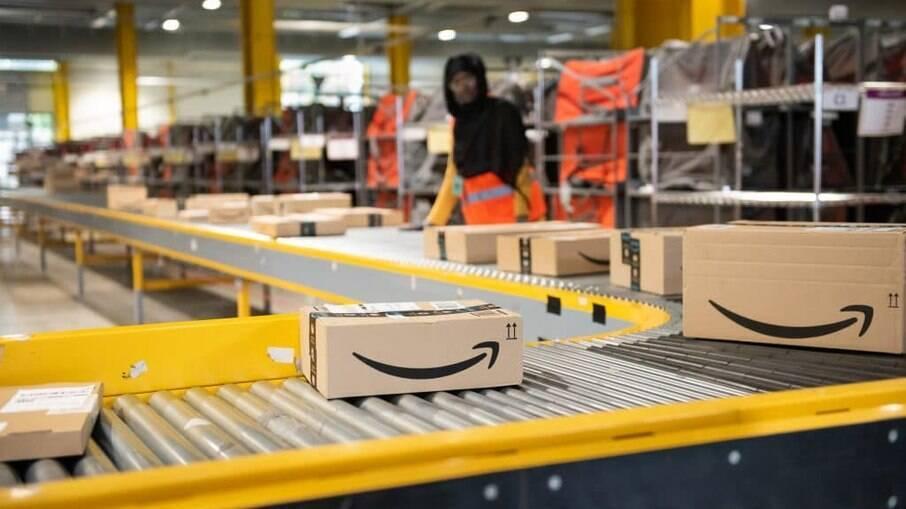 Amazon desenvolve robô doméstico