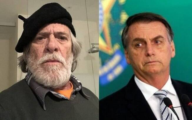 José de Abreu e Bolsonaro