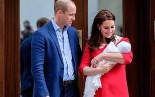 Kate Middleton está grávida do quarto filho, diz revista