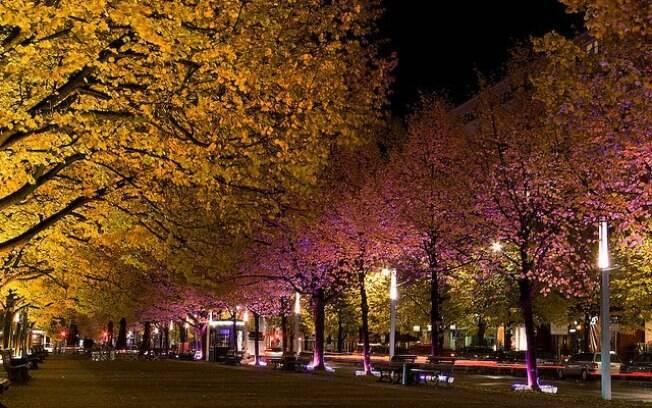 A Unter den Linden é uma das principais avenidas da cidades