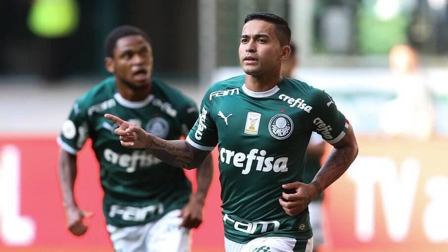 Dudu está liberado para atuar pelo Palmeiras
