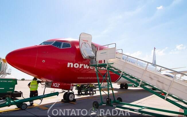 Norwegian Air espera sair do processo de insolvência em abril de 2021