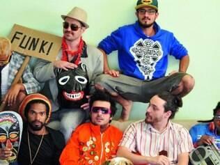 EP. No som do Coletivo Dinamite, que está lançando novo EP, o rock aparece diluído em doses de funk, reggae e rap
